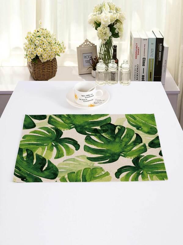 Palm Print Placemat