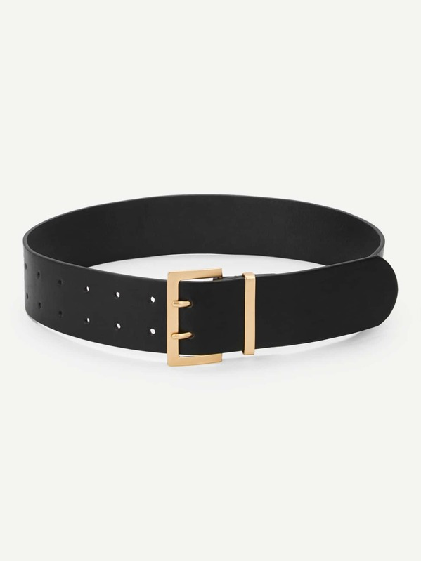 Metal Buckle Belt, null