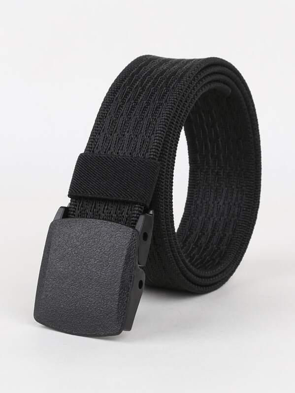 Men Woven Belt, null