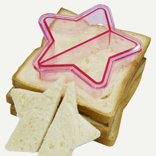 Star Sandwich Mould