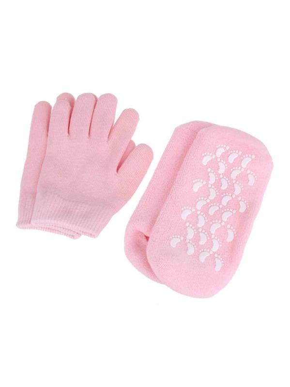Увлажняющие перчатки и носки 2 пара