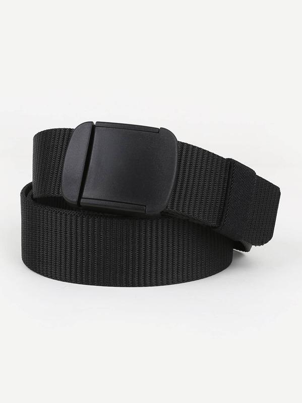 Men Plain Belt, null