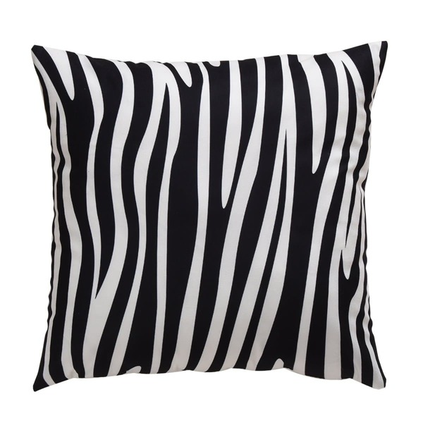 Two Tone Design Cushion Cover