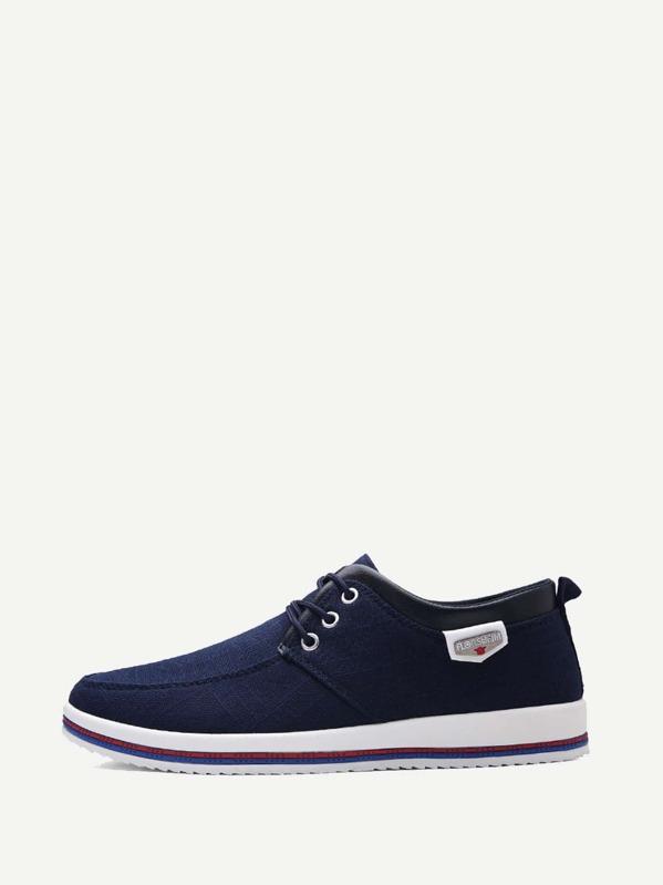Мужская спортивная обувь с шнуровкой, null