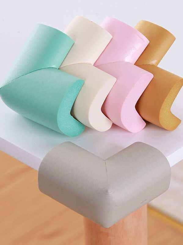 Random Color Table Corner Protector 4pcs