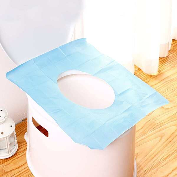 Disposable Toilet Seat Paper 5pcs