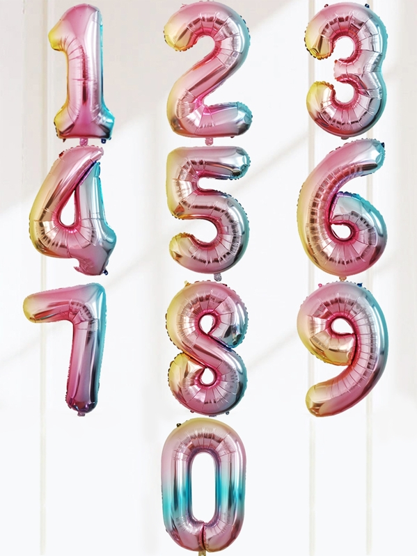 Digital Balloon 1pc