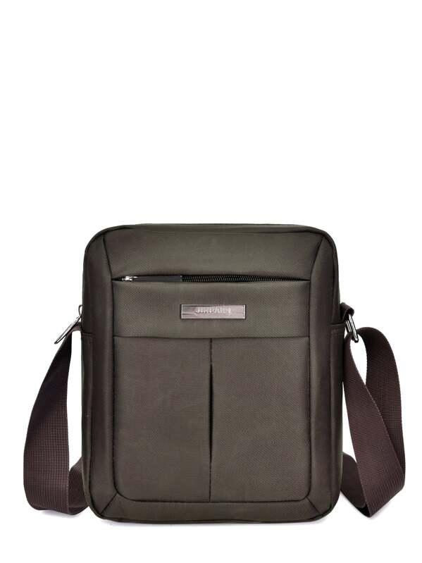 Men Minimalist Nylon Crossbody Bag