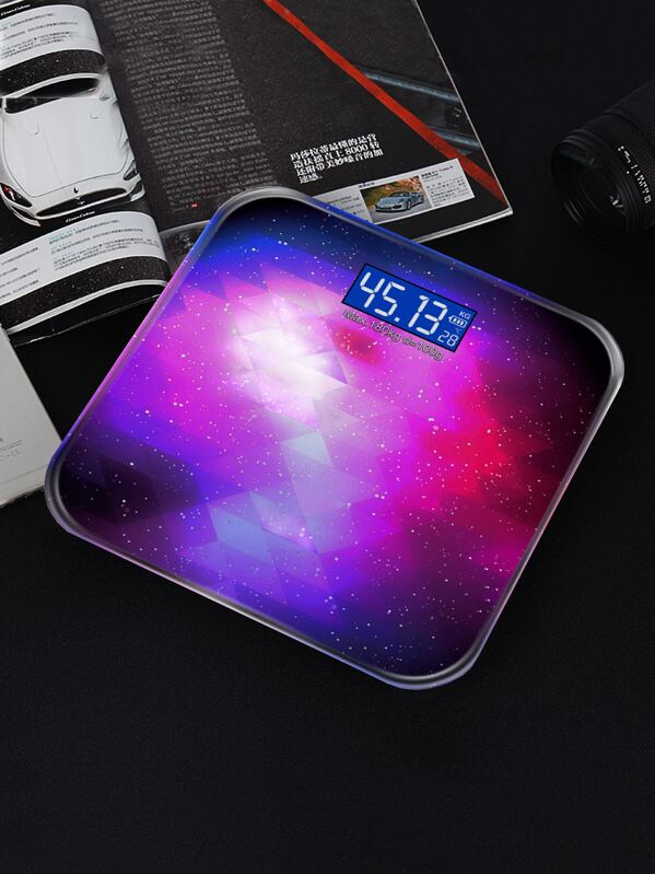 Starry Sky Digital Weight Scale