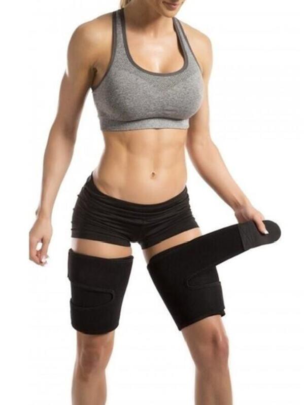 Fat Burner Slimming Leg Belt 2pack
