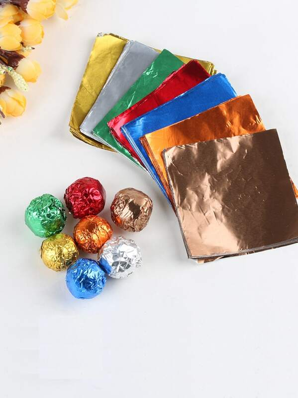 Chocolate Wrapping Paper 100sheets