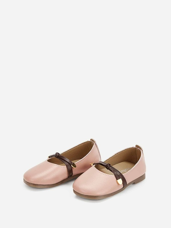 Baby Bow Tie Ballet Flats
