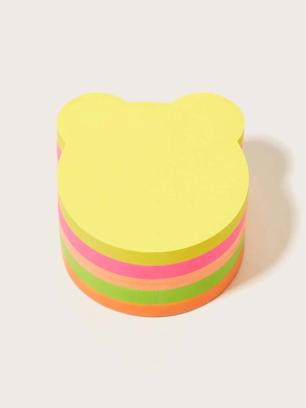 Bear Sticky Note Pad