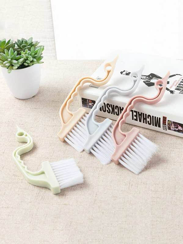 Random Color Cleaning Brush 1pc, null
