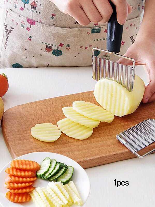 Wave Potato Cutter 1pc