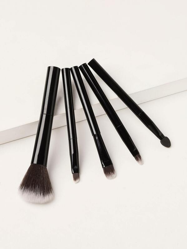 Soft Makeup Brush 5pack, null