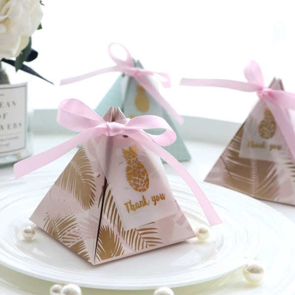 Pineapple Two-sided Candy Box 10pcs