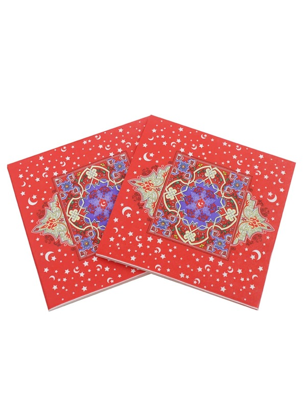 Muslim Holy Month Napkin Paper 1pack, null