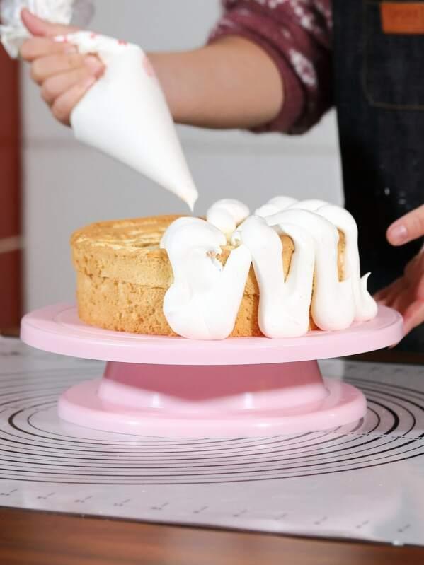 DIY Baking Turntable
