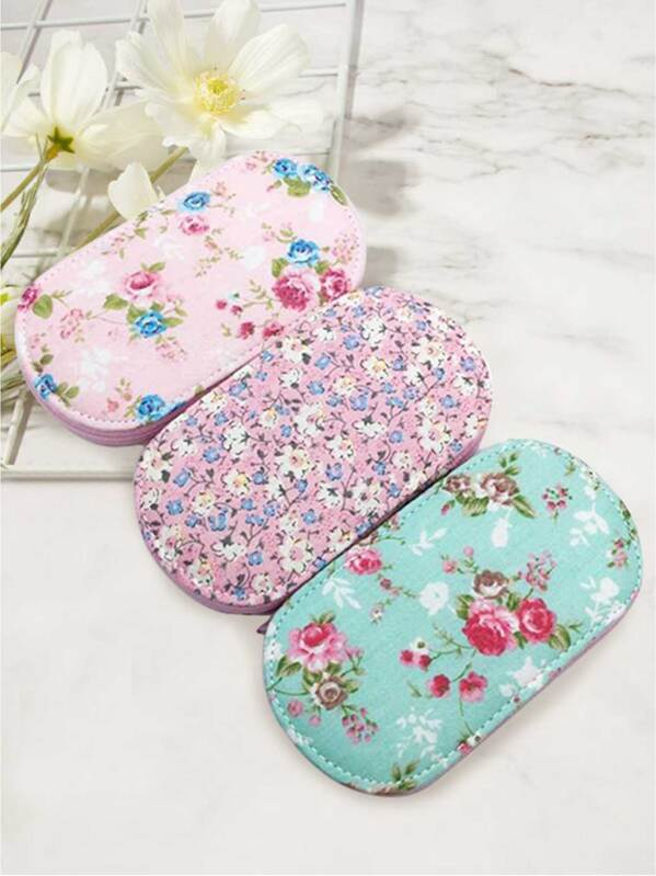 Flower Print Sewing Kit 1pack, null