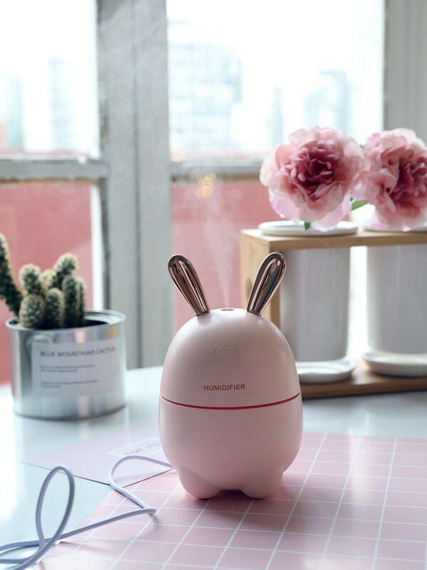 Rabbit Design Mini Desktop Humidifier, null