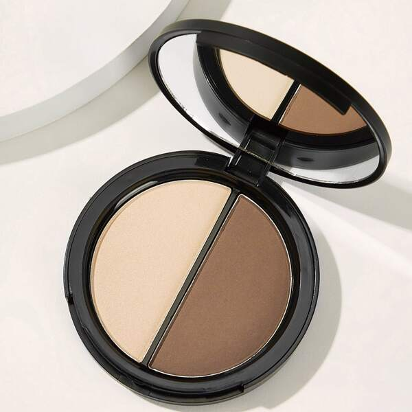 Highlight & Contour Powder Palette