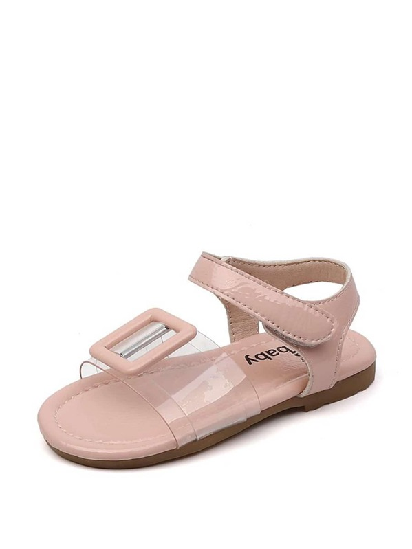 Baby Girls Open Toe Sandals, null