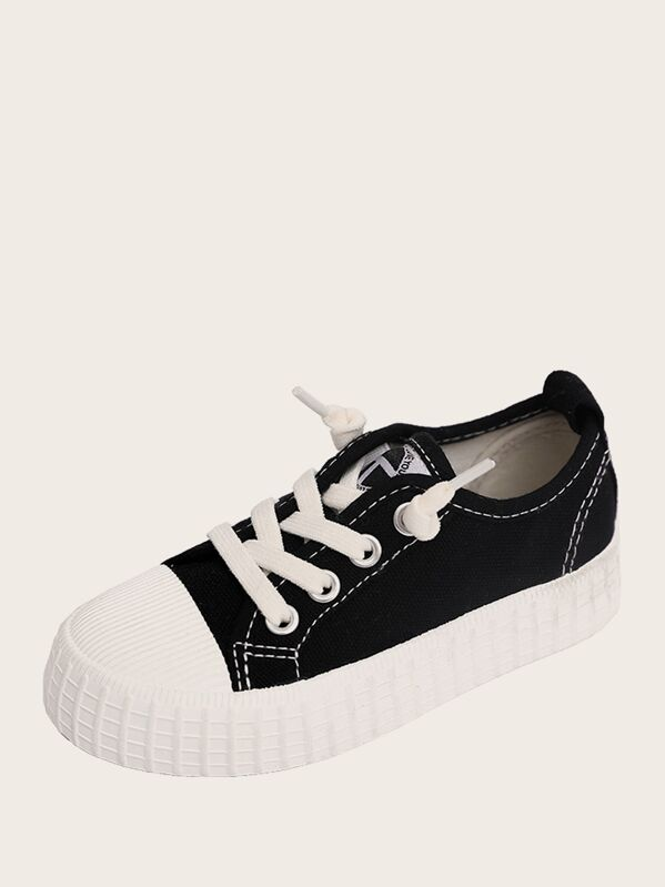 Toddler Boys Lace-up Sneakers, null