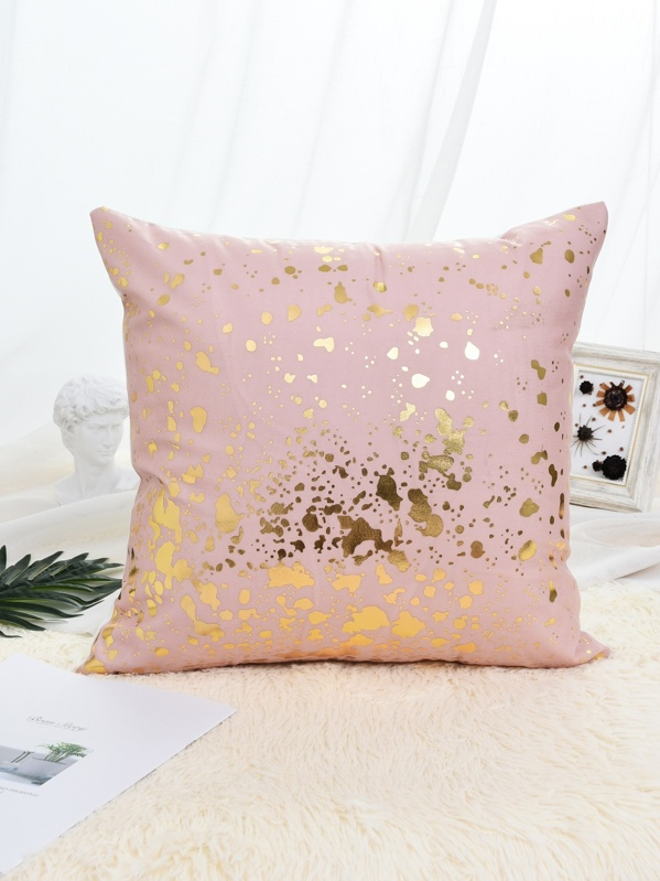 Hot Stamping Cushion Cover, null