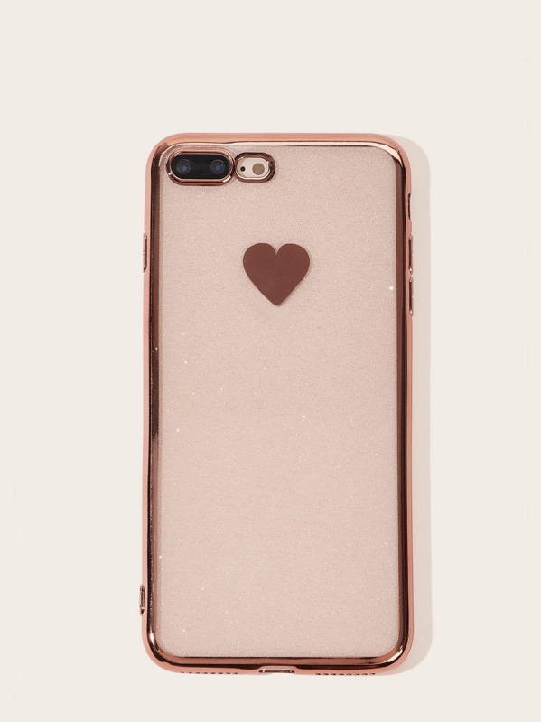 Heart Pattern iPhone Case, null