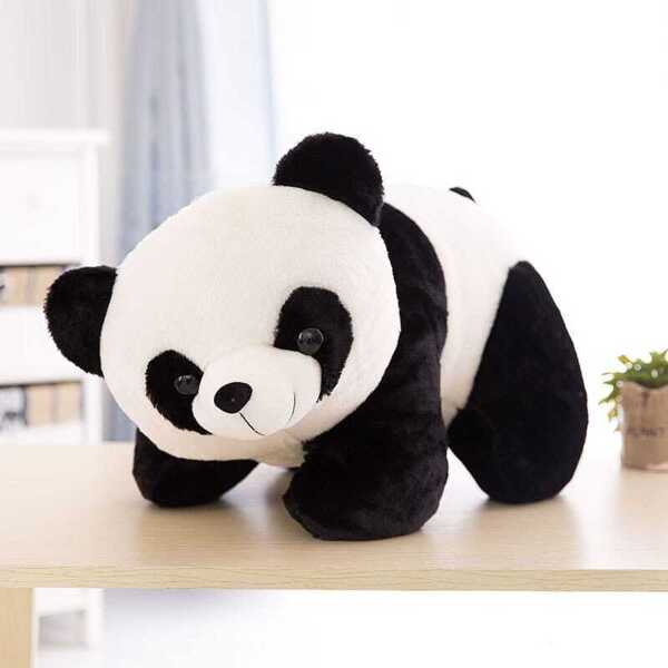 Panda Shaped Decorative Pillow