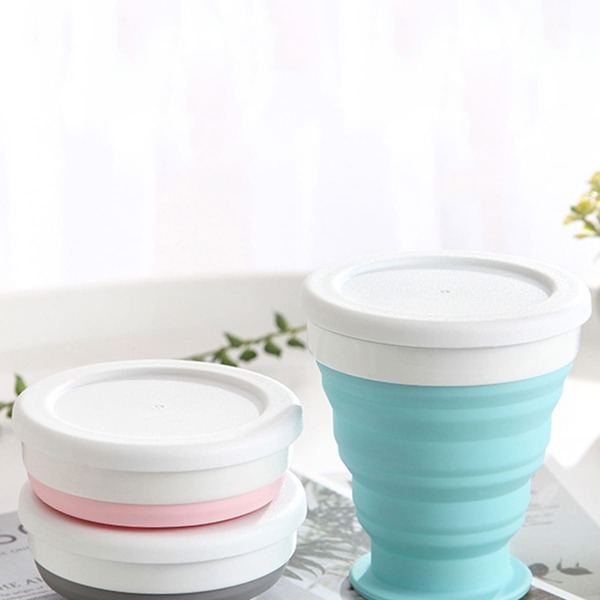 Foldable Silicone Cup 1pc
