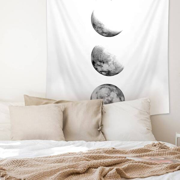 Moon Phases Tapestry