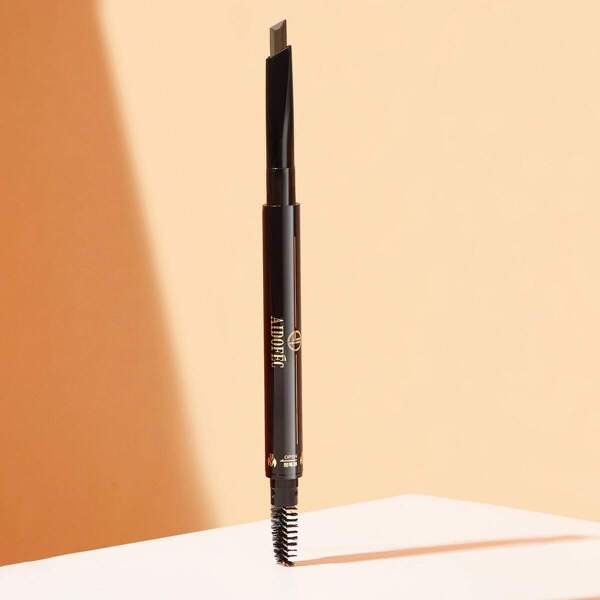 Angled Tip & Brush Eyebrow Pencil