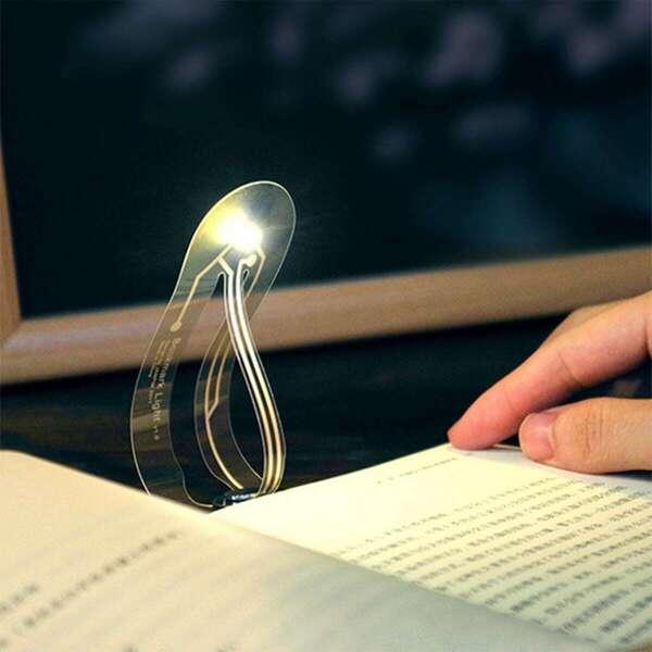 LED Bookmark Reading Light 1pc