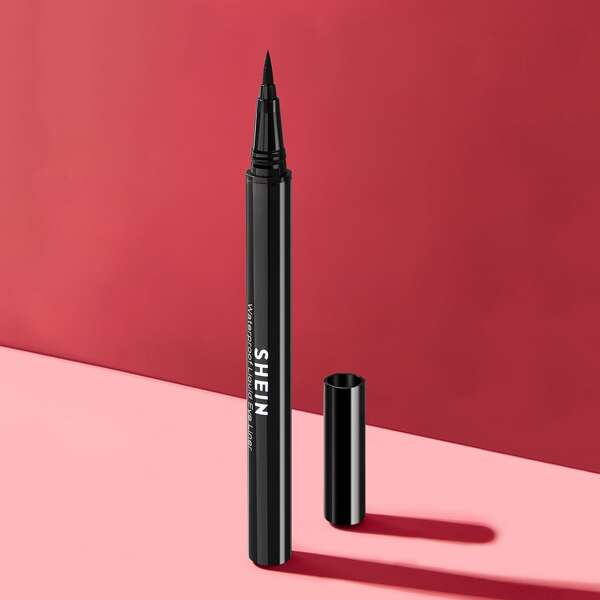 Little Black Tube Waterproof Liquid Eyeliner Classic Black