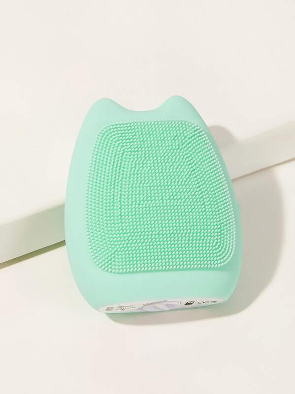 Silicone Electric Cleansing Facial Instrument