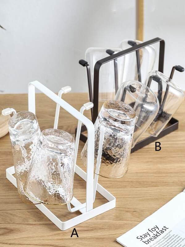 Metal Cup Drying Rack 1pc