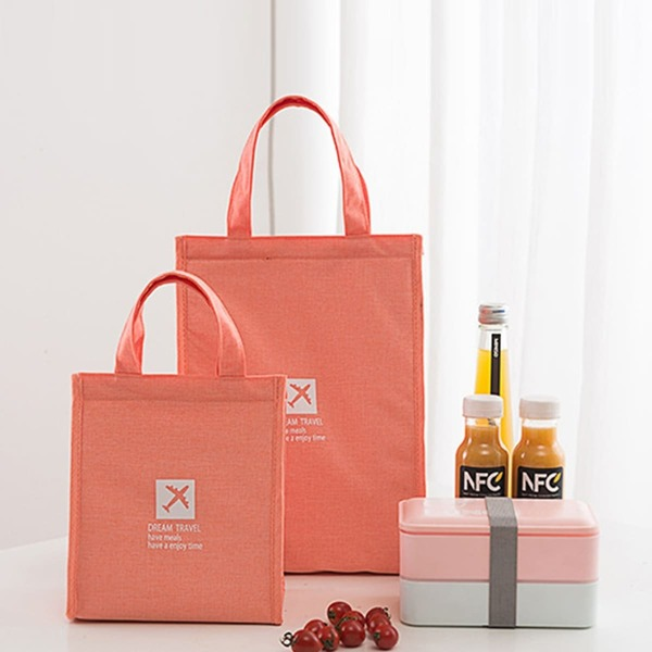 Portable Oxford Lunch Bag 1pc