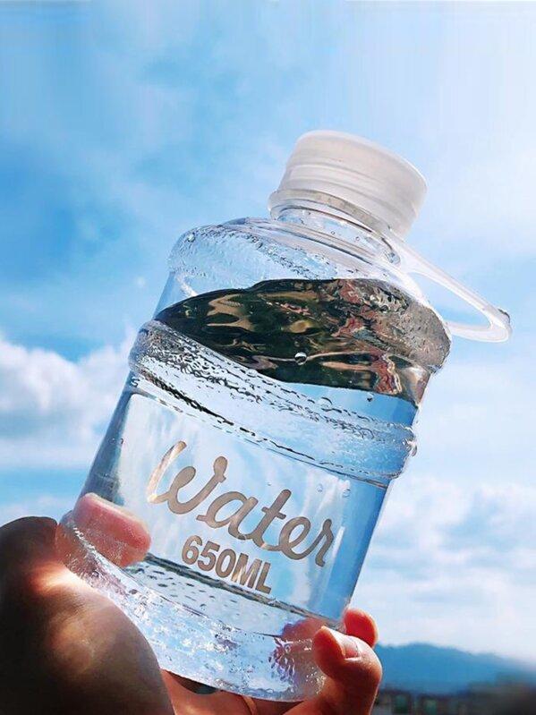 Plastic Water Bottle 1pc