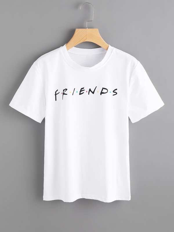 cd964208a6a Letter Print Tee