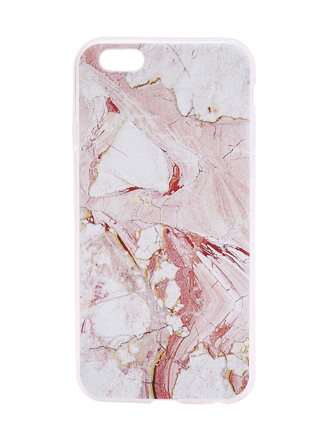 5144e41c60 Marble Pattern iPhone Case | SHEIN