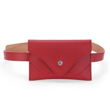 - Buckle Belt With Removable Fanny Pack