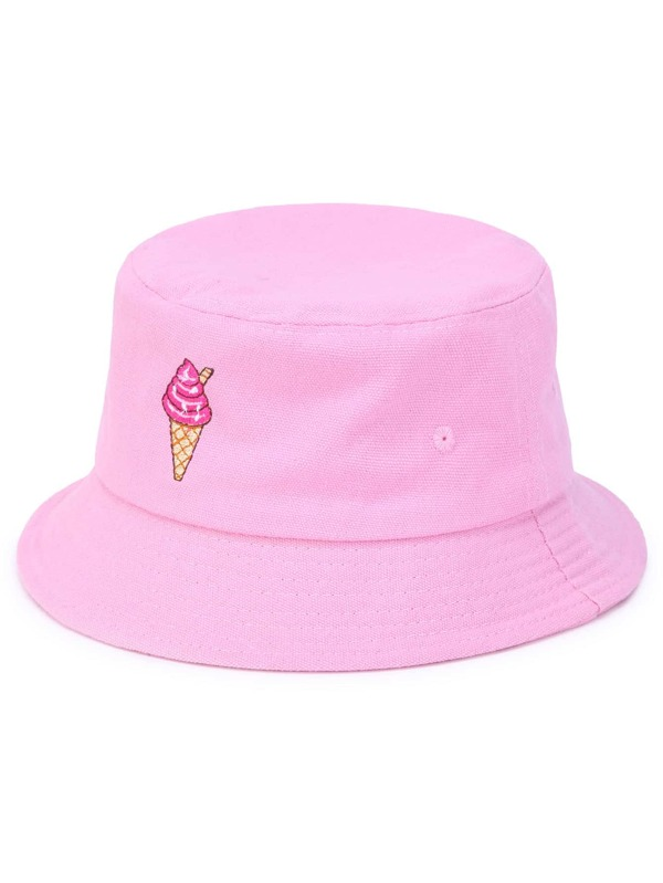 Cheap Ice Cream Embroidery Bucket Hat for sale Australia  7a10a219dbb