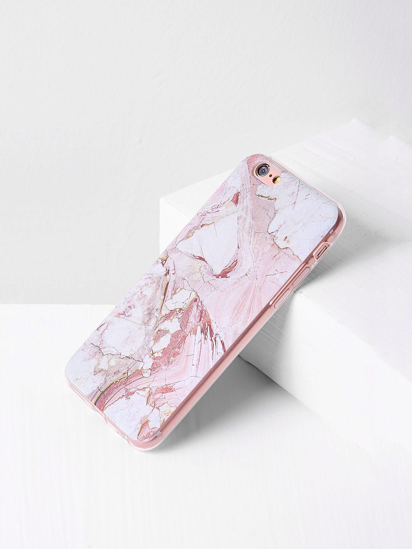 Coque iPhone motif marbre