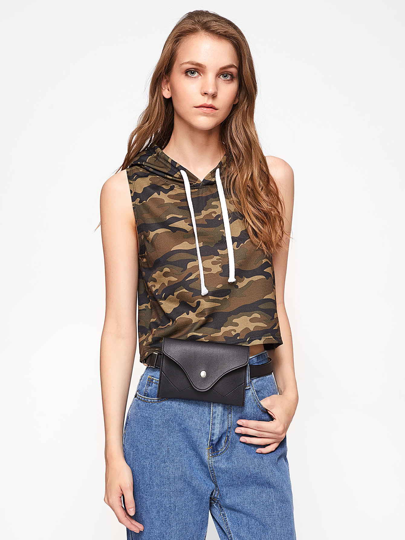 faux-leather-belt-with-pouch by sheinside