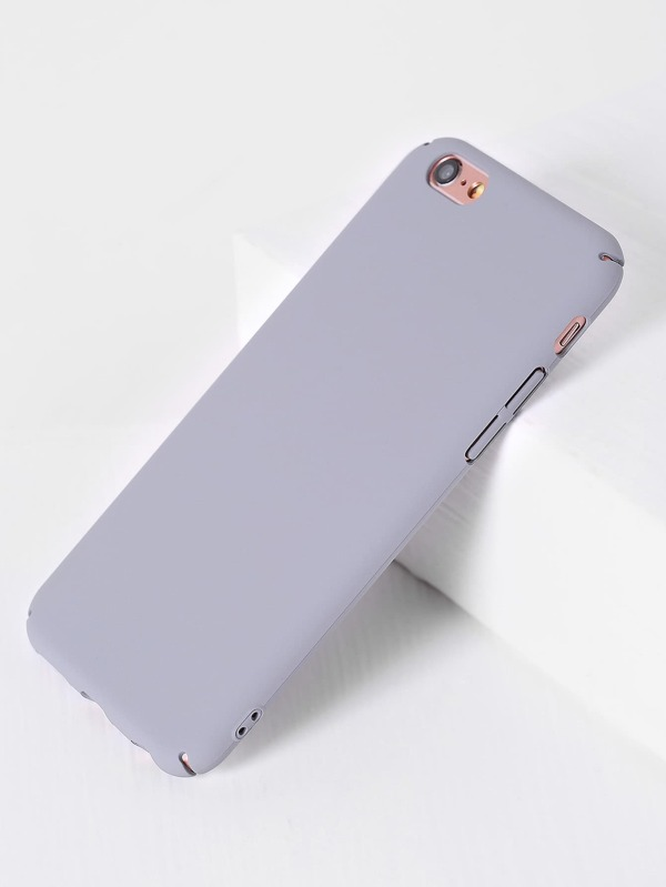 9e9dbc342c Plain iPhone Case | SHEIN IN