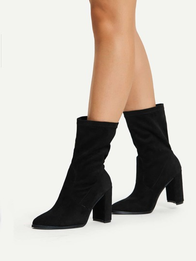 671960856f2c Cheap Pointed Toe High Heeled Ankle Boots for sale Australia