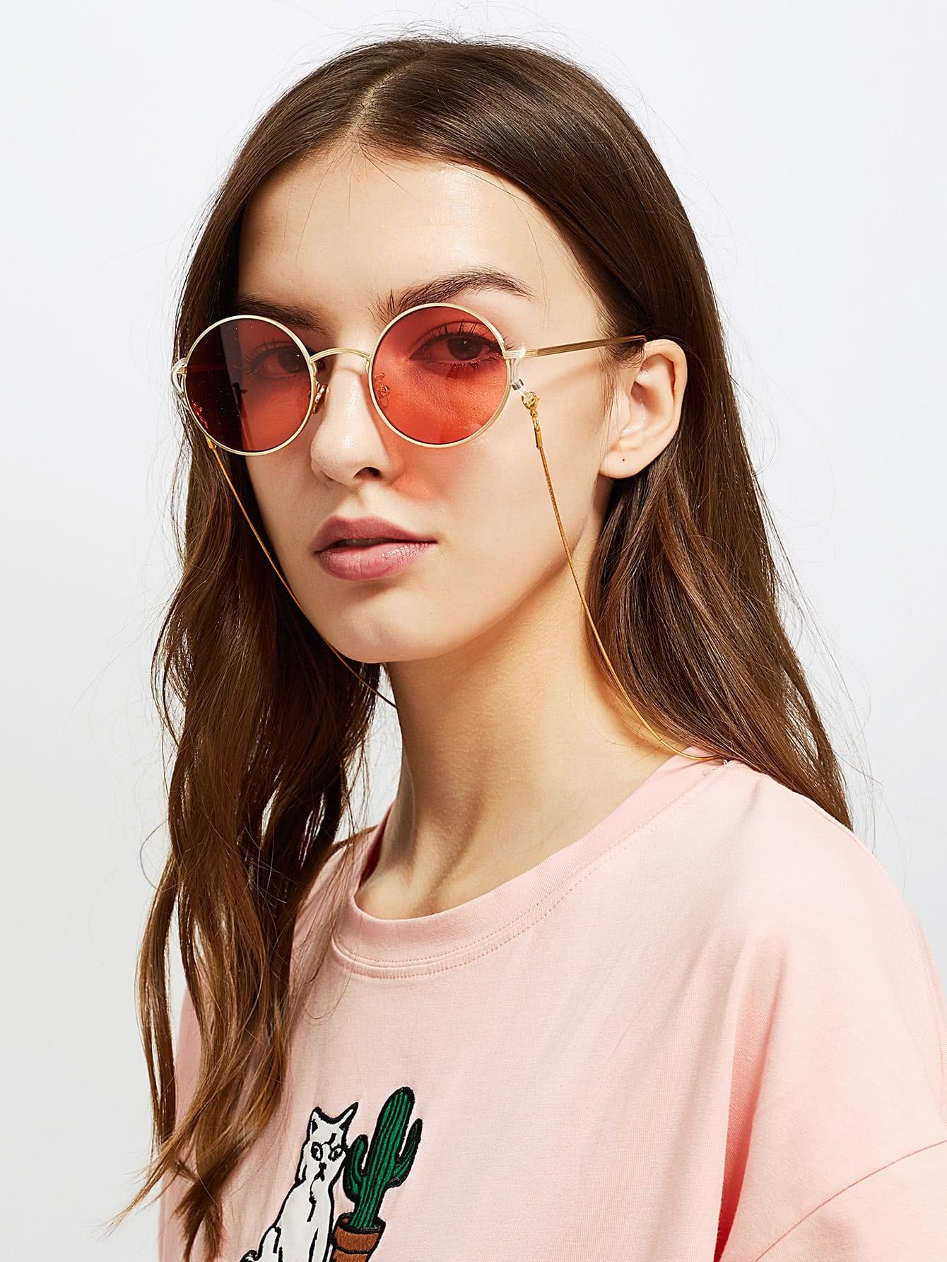 Detachable Glasses Chain