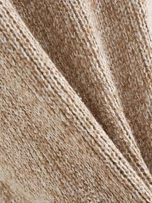 1084c9c30a Color Block Marled Knit Jumper